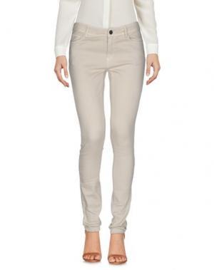Повседневные брюки EMMA&GAIA. Цвет: бежевый