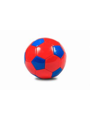 Мяч Футбольный S-S. Цвет: красный