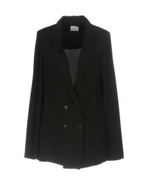 Пиджак ALYSI. Цвет: черный