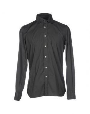 Pубашка COAST WEBER & AHAUS. Цвет: стальной серый
