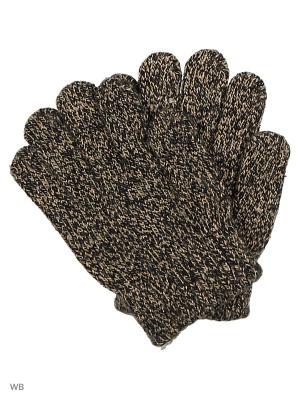 Перчатки Mini. Цвет: черный, желтый