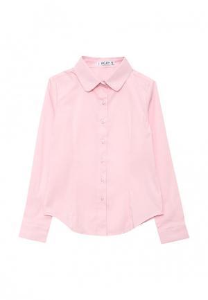 Рубашка Incity. Цвет: розовый