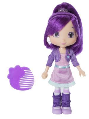 Игрушка Шарлотта Земляничка Кукла Сливка, 15 см, кор. The Bridge. Цвет: сиреневый