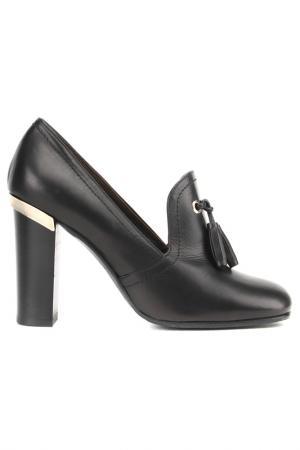 Туфли Donna Serena. Цвет: черный