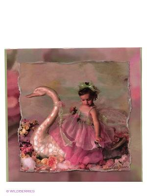 Фотоальбом VELD-CO. Цвет: розовый