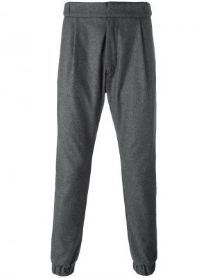 Спортивные брюки Letasca. Цвет: серый
