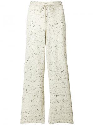 Трикотажные брюки Salt And Pepper Pringle Of Scotland. Цвет: none