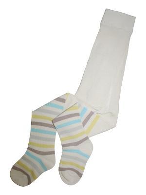 Колготки Master Socks. Цвет: светло-бежевый