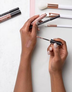 Lottie Набор для макияжа губ Lip Kit. Цвет: коричневый