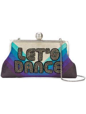 Клатч Lets Dance Sarah's Bag. Цвет: многоцветный