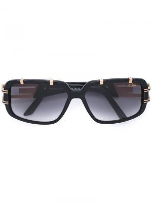 Солнцезащитные очки 8012 Cazal. Цвет: чёрный