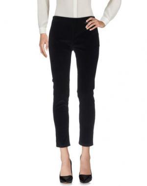 Повседневные брюки FARHI BY NICOLE. Цвет: черный
