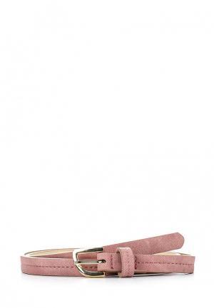 Ремень Sela. Цвет: розовый