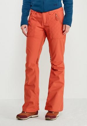 Брюки горнолыжные Burton. Цвет: оранжевый