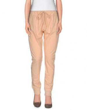 Повседневные брюки DORALICE. Цвет: лососево-розовый