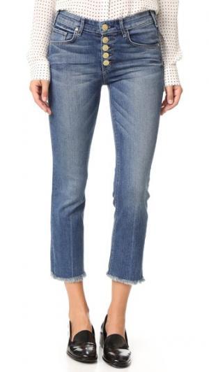 Укороченные джинсы Gainsbourg McGuire Denim. Цвет: vevers
