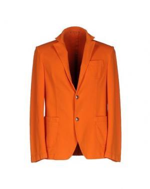 Пиджак FRADI. Цвет: оранжевый