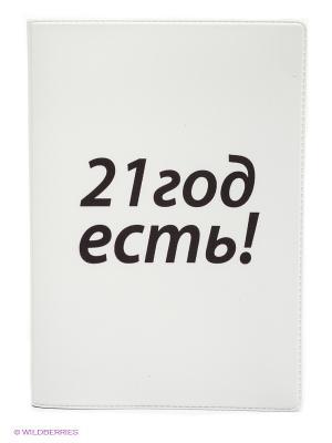 Обложка для автодокументов 21 год есть Арт. AUTOZAM1, шт Mitya Veselkov. Цвет: белый, черный