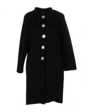 Пальто CHARLOTT. Цвет: черный