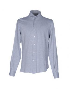 Pубашка ORIAN. Цвет: лазурный