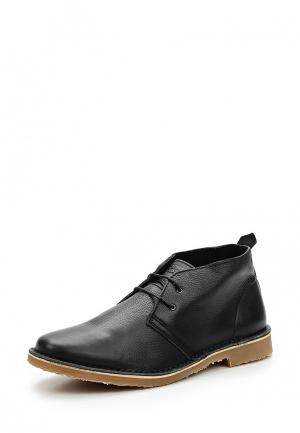 Ботинки Jack & Jones. Цвет: черный