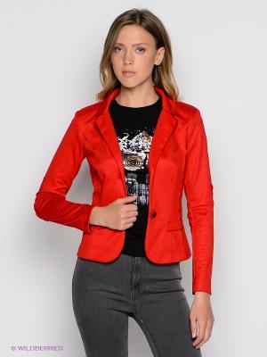 Жакет DOCTOR E. Цвет: красный