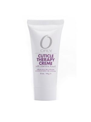 Крем для кутикулы Cuticle Therapy Creme ORLY. Цвет: белый