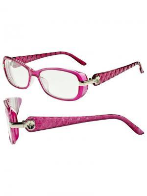 Очки готовые +0.75/10513-С2 Grand. Цвет: розовый