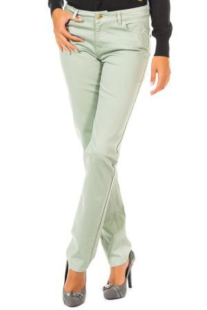Pants MCGREGOR. Цвет: light green