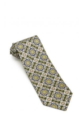 Галстук из шелка 174412 Gf Ferre. Цвет: разноцветный