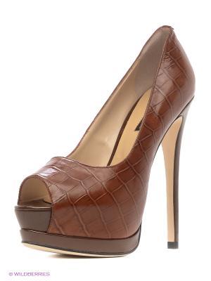 Туфли Winzor. Цвет: коричневый