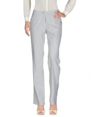 Повседневные брюки LAURÈL. Цвет: небесно-голубой