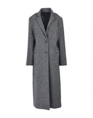 Пальто ANTONELLI. Цвет: серый