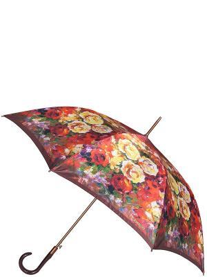 Зонт Eleganzza. Цвет: темно-красный, желтый, фиолетовый