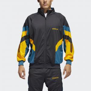 Олимпийка Aloxe  Originals adidas. Цвет: золотой