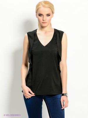 Блузка DOCTOR E. Цвет: черный