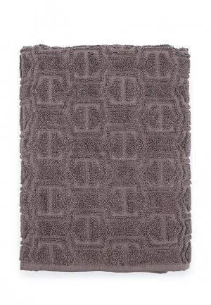 Полотенце Togas. Цвет: коричневый
