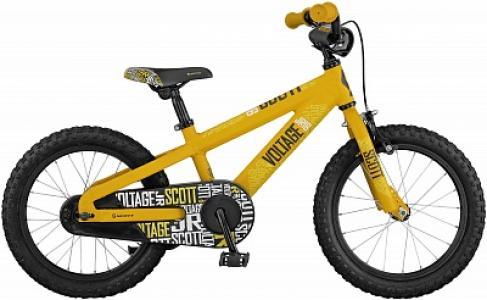 Велосипед детский для мальчиков  Voltage JR 16 Scott