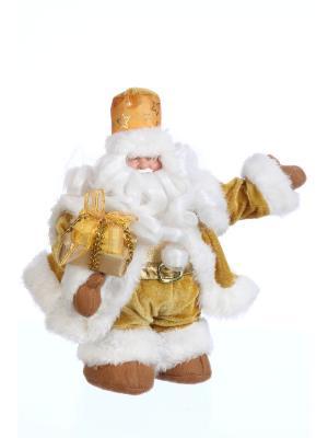 Кукла Дед Мороз DAVANA. Цвет: золотистый, белый