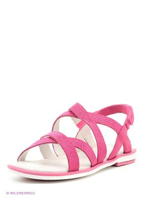 Сандалии S`Cool. Цвет: розовый