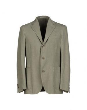 Пиджак ALAIN FRACASSÍ. Цвет: зеленый-милитари