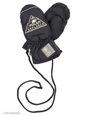 Варежки Чудо-Кроха. Цвет: черный