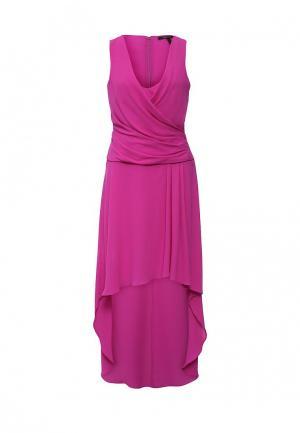 Платье BCBGMAXAZRIA. Цвет: фуксия