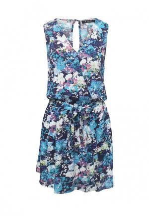 Платье Emoi. Цвет: синий