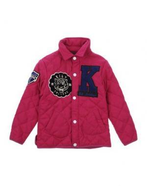 Куртка KILT HERITAGE. Цвет: розовато-лиловый