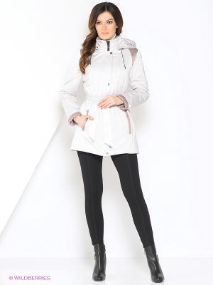 Куртка KITTY Maritta. Цвет: молочный
