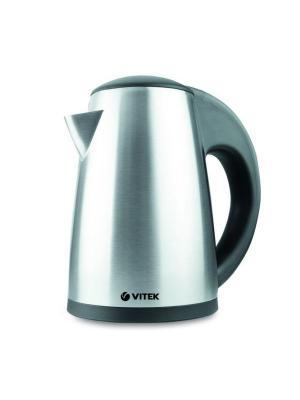 Чайник электрический Vitek VT-1166(SR). Цвет: серебристый