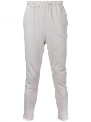 Спортивные брюки Plexus First Aid To The Injured. Цвет: коричневый