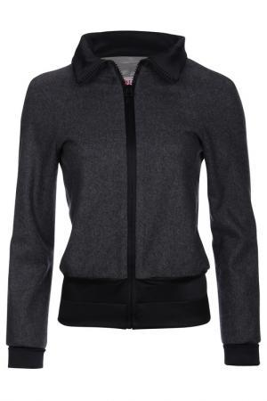 Куртка Fiorucci. Цвет: серый