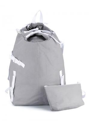Рюкзак Kaos Macromauro. Цвет: серый